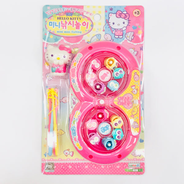 Hello Kitty Mini Fishing Playset