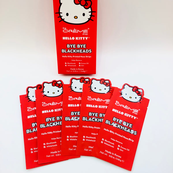 The Crème Shop x Hello Kitty Nose Strips