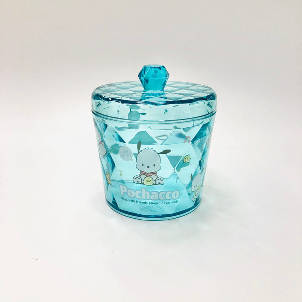 Pochacco Clear Canister