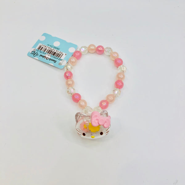 Hello Kitty Bead Bracelet