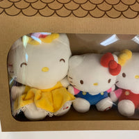 Hello Kitty Family Plush Set