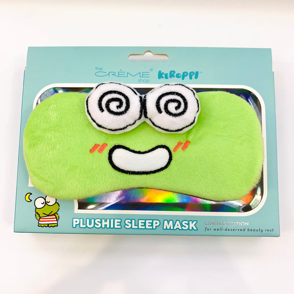 The Crème Shop x Keroppi Sleep Mask