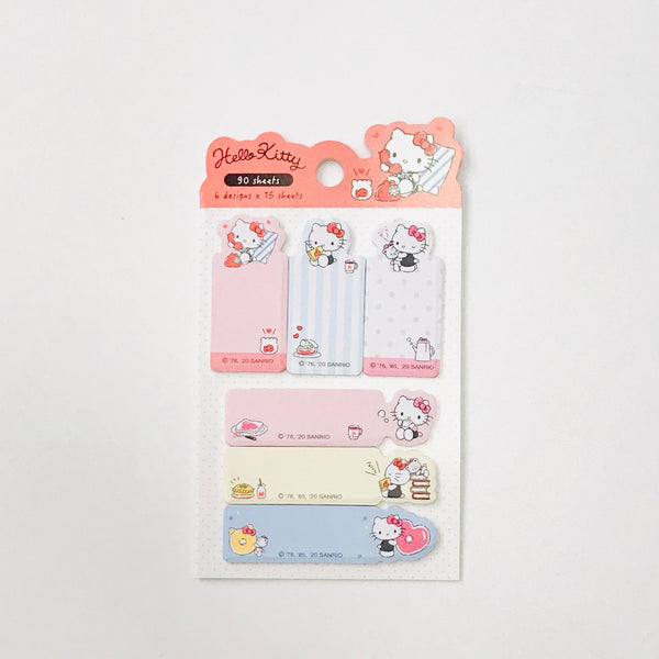 Hello Kitty Tab Sticky Notes