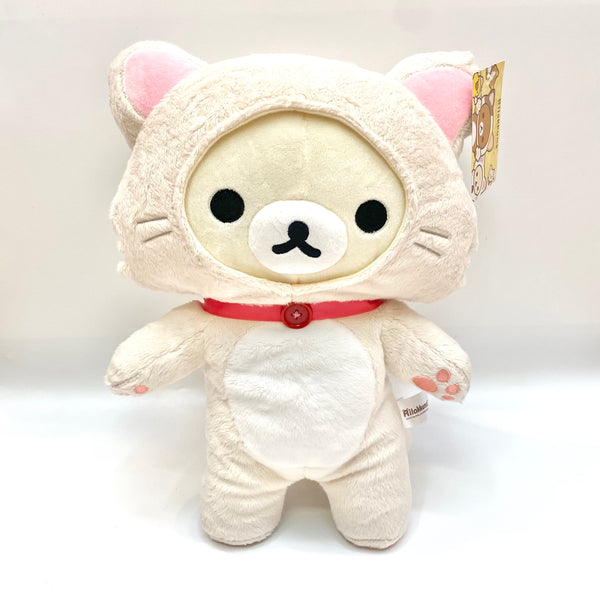 Korilakkuma Cat Standing Plush