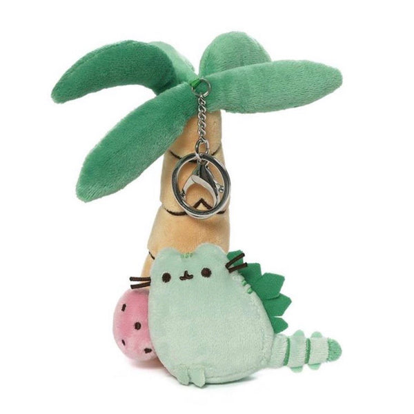 Super Deluxe Pusheenosaurus Plush Clip 6.5""