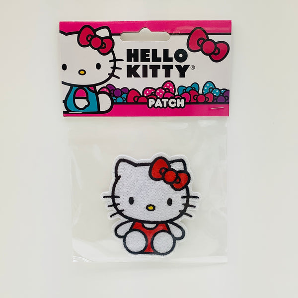 Hello Kitty Red Patch