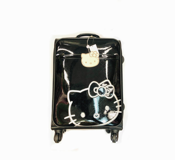 "Hello Kitty Embossed 23"" Suitcase"