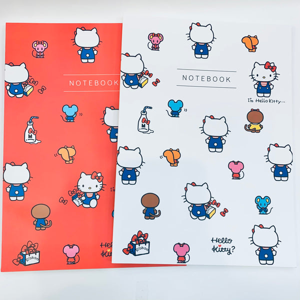 Hello Kitty Classic Line Notebook