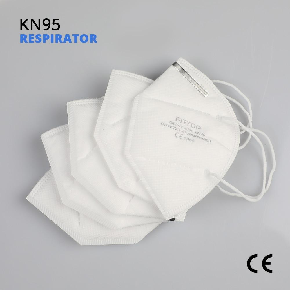 SAINT CHIC Breathe Free & Durable KN95 Face Mask