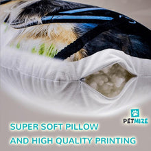 Load image into Gallery viewer, soft and high quality custom pet pillow