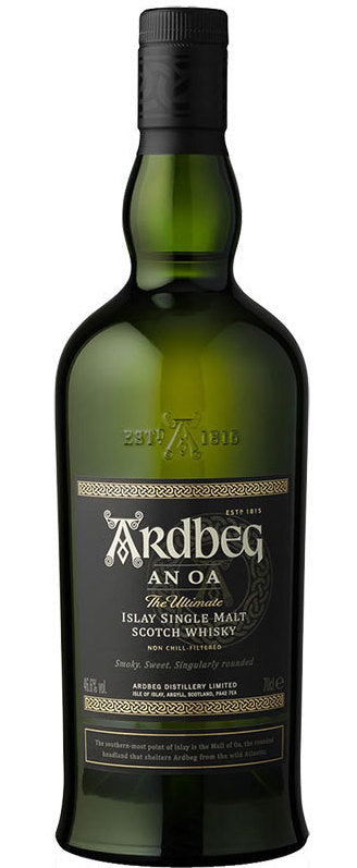 Ardbeg An Oa Islay Single Malt Whisky 750ml
