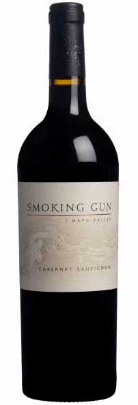 Smoking Gun Napa Valley Cabernet Sauvignon 2015