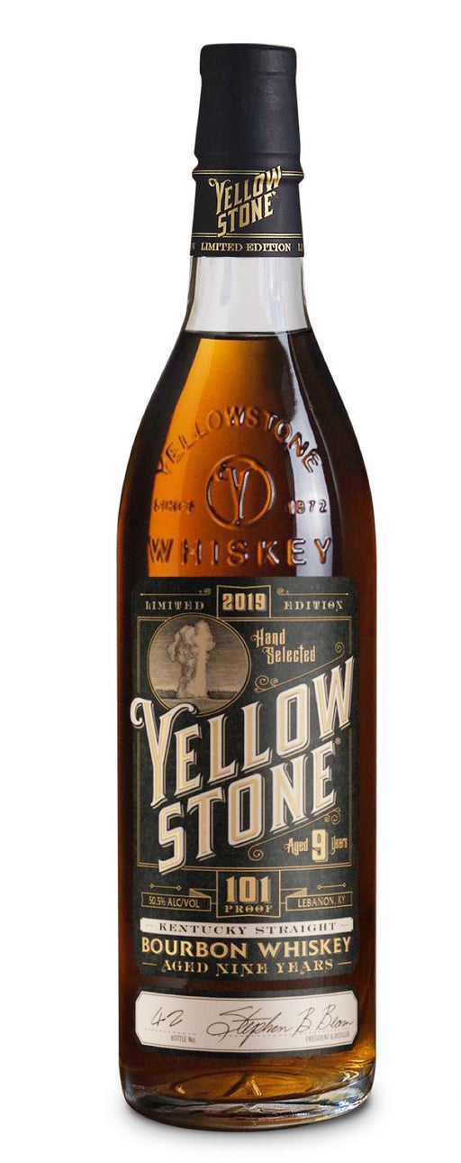 Yellowstone Kentucky Straight Bourbon Whiskey 750ml - 2019 Limited  Edition