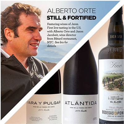 Alberto Orte: Still and Fortified Mixed 3-Pack (Insulated)