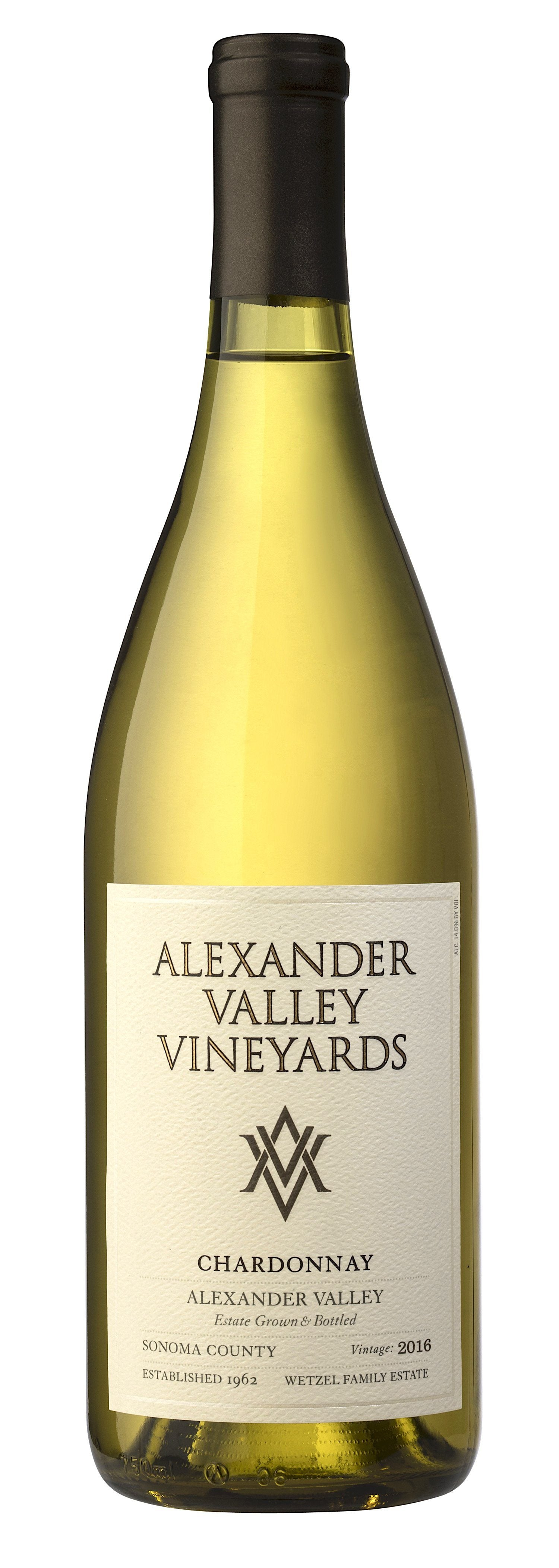 Alexander Valley Vineyards Chardonnay 2016