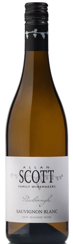 Allan Scott Marlborough Sauvignon Blanc 2018