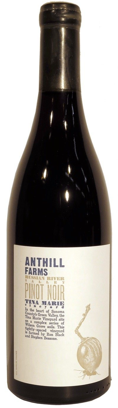 Anthill Farms Tina Marie Vineyard Pinot Noir 2015