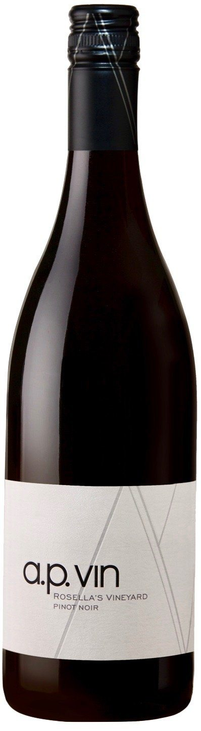 A.P. Vin Rosellas Vineyard Santa Lucia Highlands Pinot Noir 2016