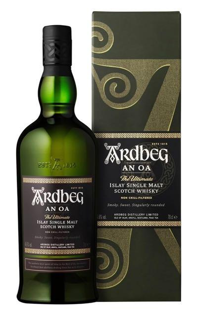 Ardbeg An Oa Islay Single Malt Whisky 750ml - Gift Box