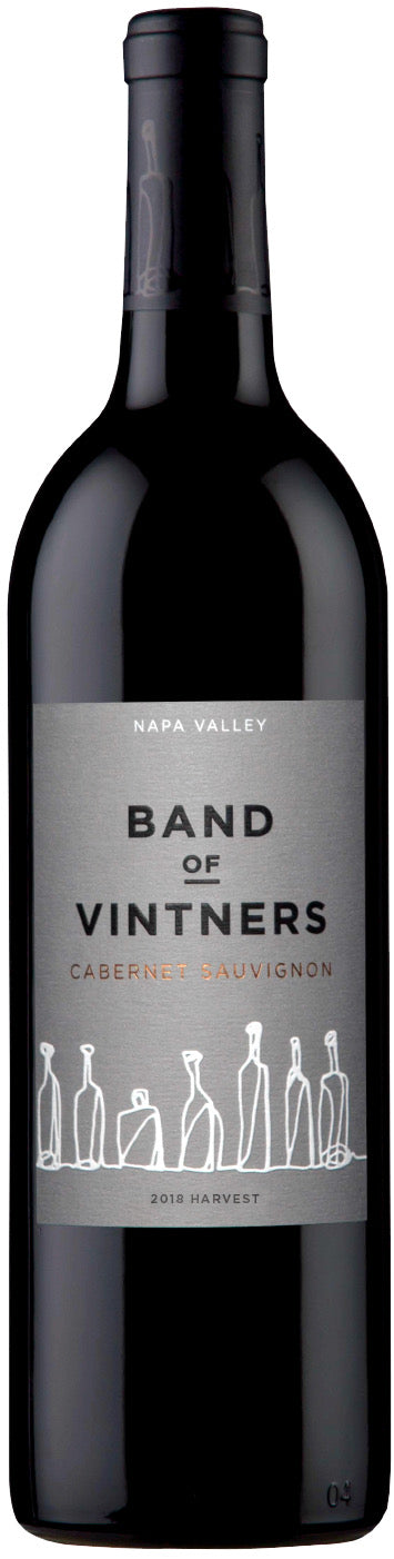 Band of Vintners Napa Valley Cabernet Sauvignon 2018