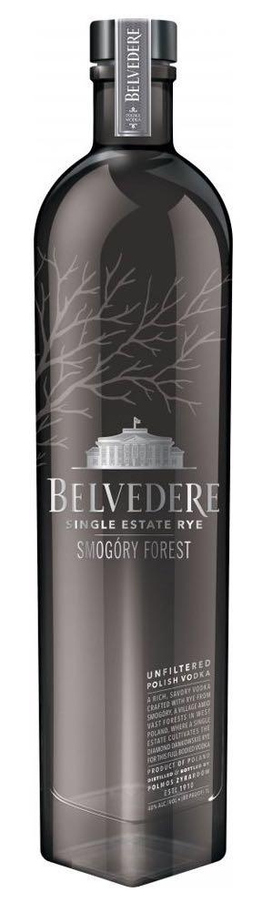 Belvedere Smogory Forest Single Estate Rye Vodka 1,000ml