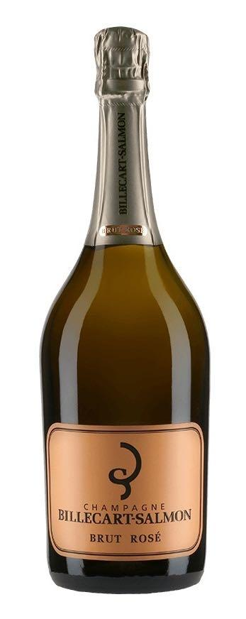 Billecart-Salmon Champagne Brut Rose - 1,500ml