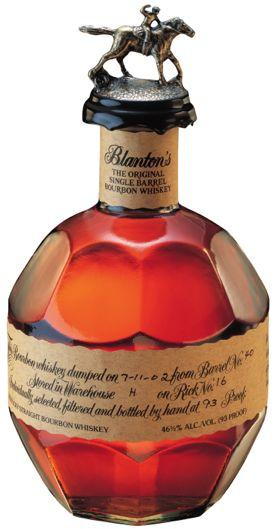 Blanton's Single-Barrel Bourbon 750ml