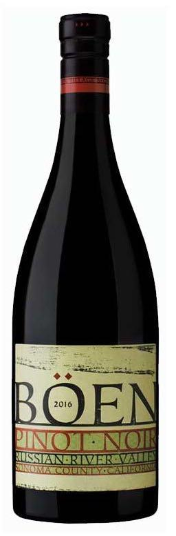 Boen Russian River Valley Pinot Noir 2016