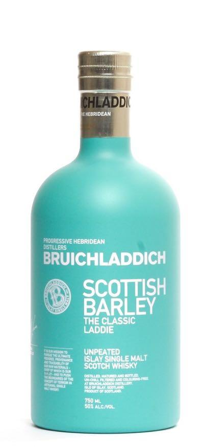 Bruichladdich Classic Laddie Unpeated Islay Single Malt Whisky 750ml