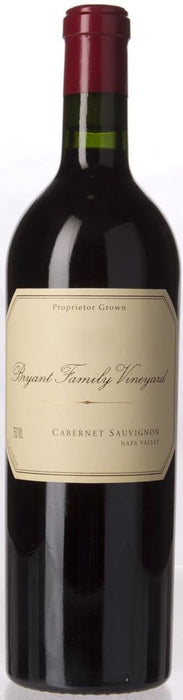 Bryant Family Vineyard Napa Valley Cabernet Sauvignon 2011