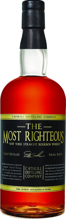 Catskill the Most Righteous Bourbon 750ml