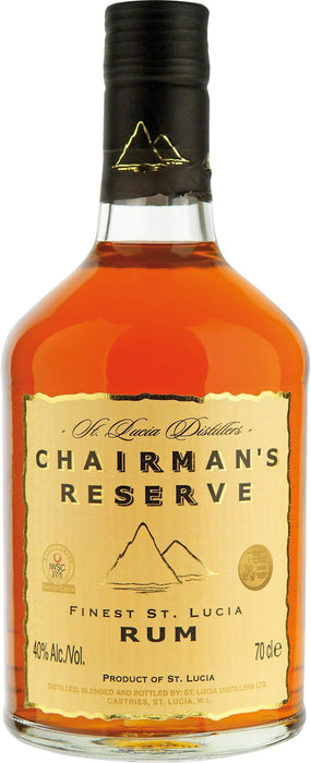 Chairman's Reserve Rum 750ml