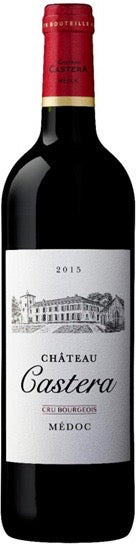 Chateau Castera Medoc 2015