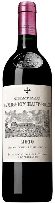 Chateau La Mission Haut-Brion 1er Grand Cru 2010