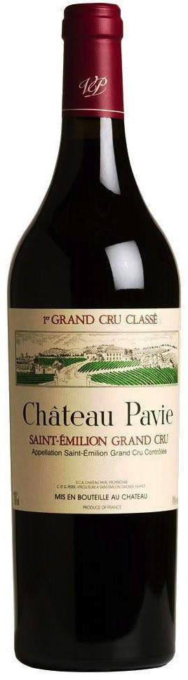 Chateau Pavie 1er Grand Cru Saint-Emilion 2010