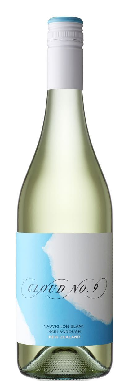 Cloud No. 9 Sauvignon Blanc 2016