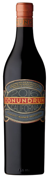 Conundrum Red 2016