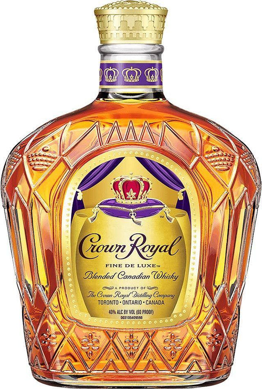 Crown Royal Canadian Whisky 750ml
