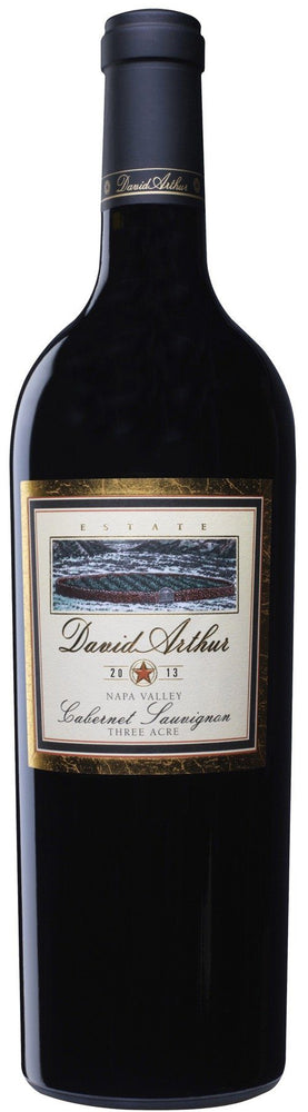 David Arthur Three Acre Napa Valley Cabernet Sauvignon 2013