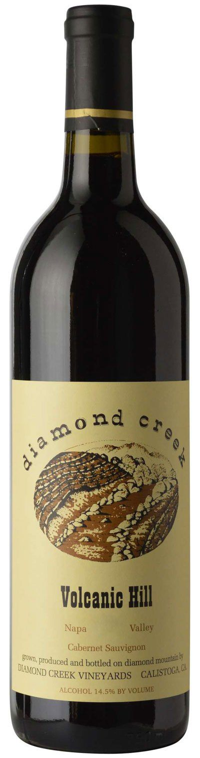 Diamond Creek Volcanic Hill Cabernet Sauvignon 2016