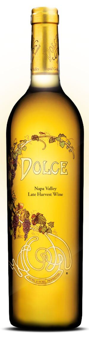 Dolce Napa Valley Late Harvest White 2012 - 375ml
