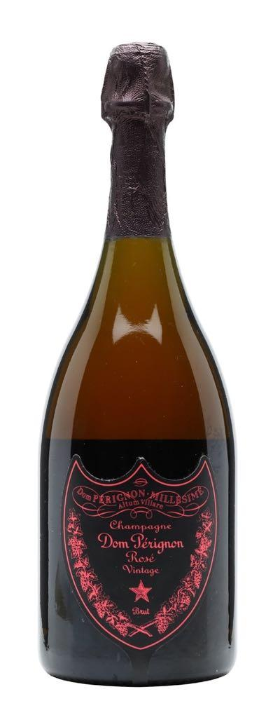 Dom Perignon Brut Champagne Rose 2004 - 3,000ml Jeroboam - Luminous