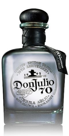 Don Julio 70th Anniversary Claro Anejo Tequila 750ml