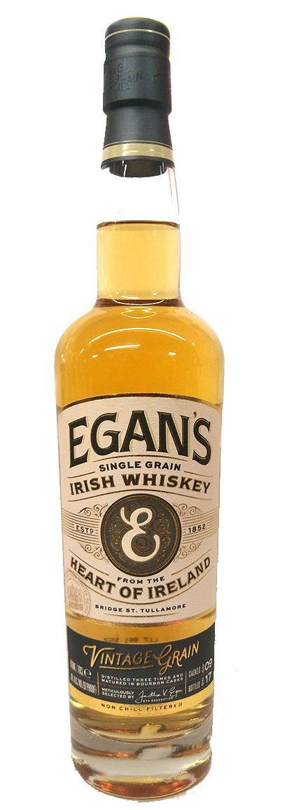 Egan's Vintage Grain Irish Whiskey 750ml