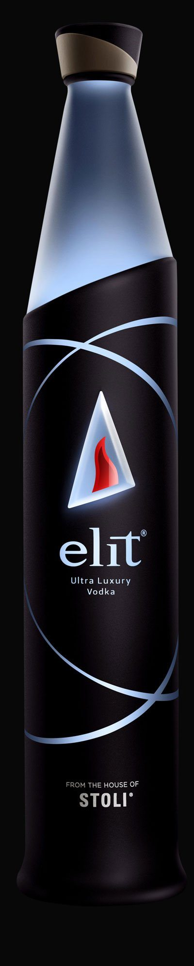 Elit Vodka - 1,000ml Night Edition LUMINOUS
