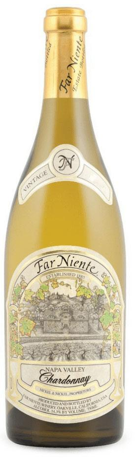 Far Niente Napa Valley Chardonnay 2017