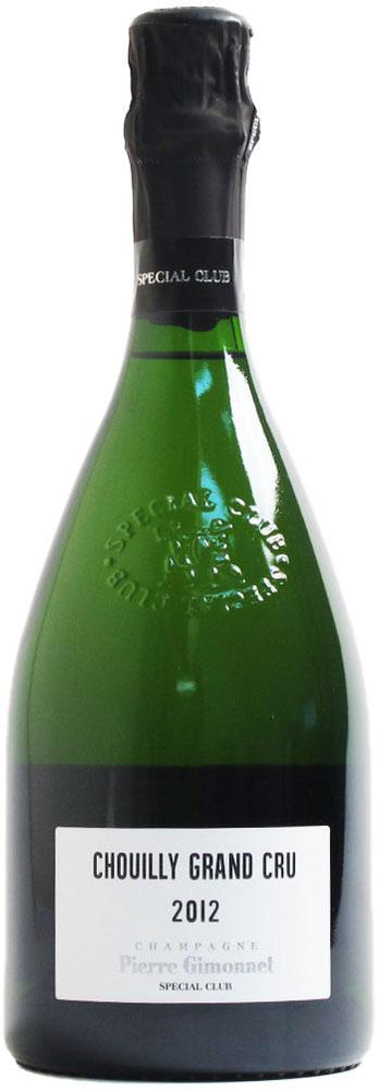Gimonnet Chouilly Grand Cru Special Club Champagne 2012