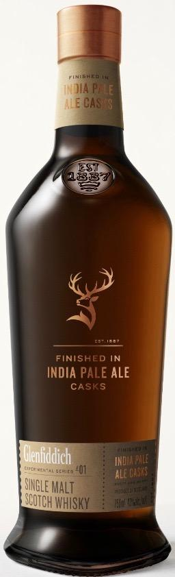 Glenfiddich India Pale Ale Cask Finish Single Malt Scotch Whisky