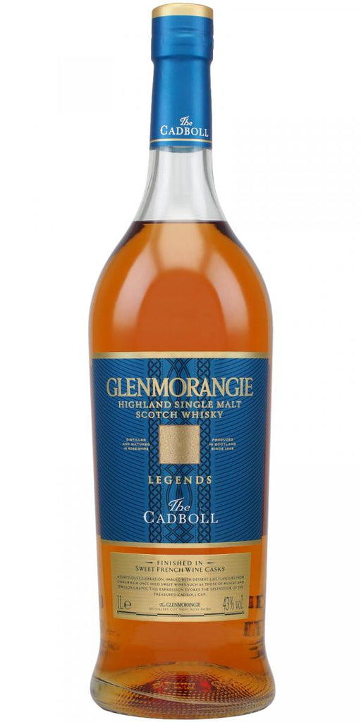 Glenmorangie 15 Year Old Highland Single Malt Whisky - The Cadboll Estate Limited Edition