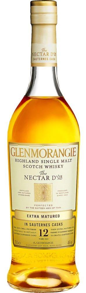 Glenmorangie Nectar D'Or 12 Year Single Malt Scotch Whisky 750ml